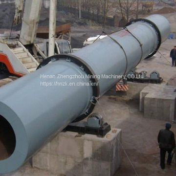 New Design High Energy-efficient Rotary Coal Slime Dryer for Coal, Sand,Slag