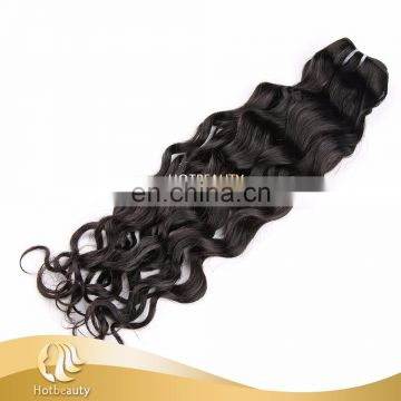 hot beauty new arrival Italian wave water wave top grade human hair extensions