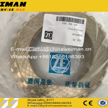 High Quality ZF 4WG200 Transmission Gearbox Spare Parts SP100006 CLUTCH PLATE(SP128495)