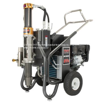 Hydraulic Piston waterproof paint sprayer airless machine THT BM89s