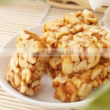 Sesame Candy Making Machine cereal bar making machine puffed rice crispy candy making machine