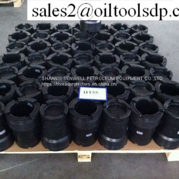 HT55 heavy duty plastic thread protector for drill pipe of