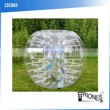 (120502)Adult bumper ball/body bubble bumper ball/bubble ball for outdoor football or soccer                                                                         Quality Choice