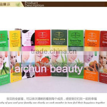 Skin care Aichun Beauty Exfoliating cream peeling gel face care body creams death skin Facial Scrub horny remover