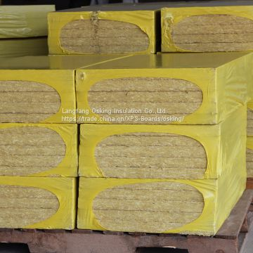 China cheap price rockwool board wall insulation of rock for Mineral wool board insulation price