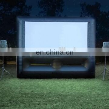 Inflatable Outdoor Projector Screen / Air Movie Screen / Inflatable Projector Movie Screen