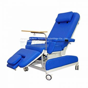AG-XD205 OEM Medical Manual Sample Blood Collection Chair