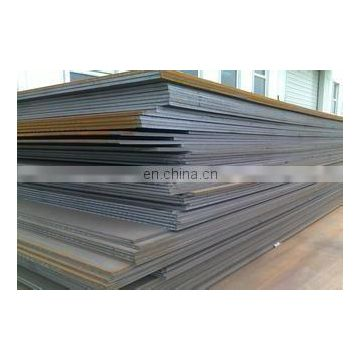 Largest stockist High strength high tensile steel plates used for steel structure