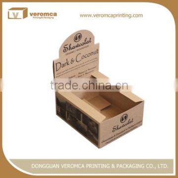 Hot selling supermarket counter display stand
