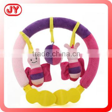 New style product Plush baby bed hanging toy for baby bed