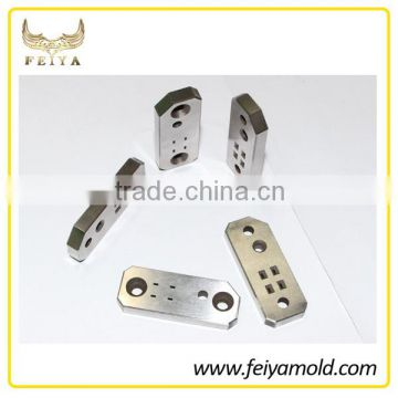 High quality custom made metal fabrication CNC machining mechanical hydraulic pump parts                                                                         Quality Choice