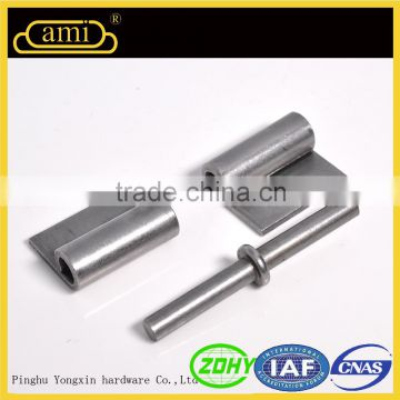 quality and good treatment steel flag weld on hinge