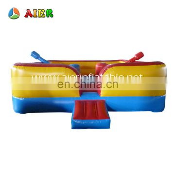 Excellent quality inflatable sport game / adult joust arena inflatable for sale