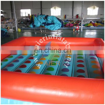 hot sale inflatable sport game, funny twister game