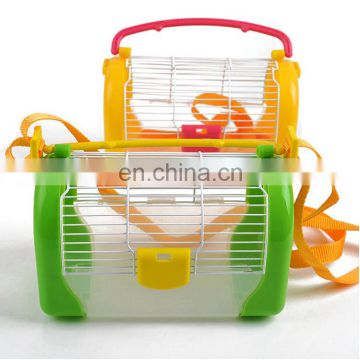 portable hamster cage animals transparent clear view plastic house cheap hamster cage