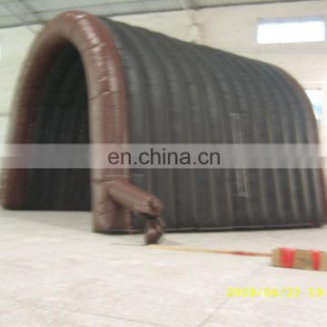 inflatable tent in advertising giant for sport party