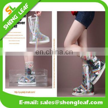 2017 Cheap and practical of shoe rain cover. waterproof shoe cover