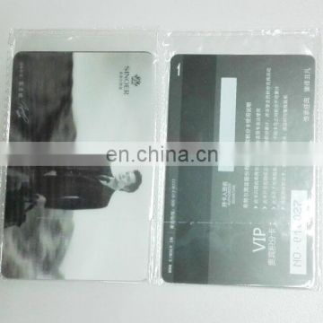hot sell 3d magnet membership card