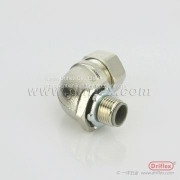 Brass fittings 90d IP rating IP68 in combination with the corresponding flexible conduits