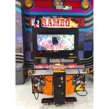 Zhongshan amusement park equipment Shooting game machine, Gun Hunting simulator 55
