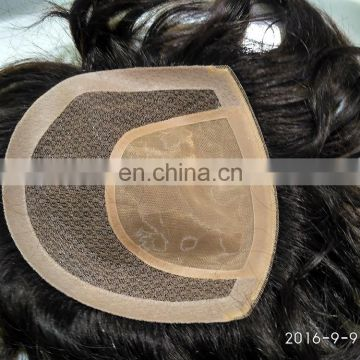 100% Real Natural Human Hair Full Wigs Fashion Style Short Womens Toupee Hair
