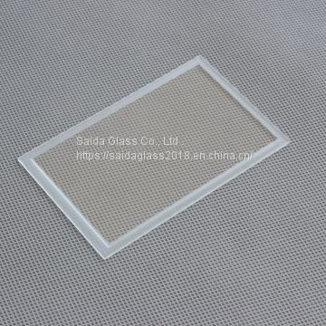 hot sales high quality tempered step glass