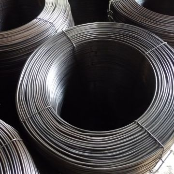 Low Carbon Hot Dipped Industrial Wire Products