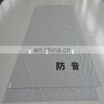 soundproof sheet/Sound Barrier PVC tarpaulin for Construction Site