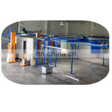 Electrostatic Powder Coating Production Plant 1.0