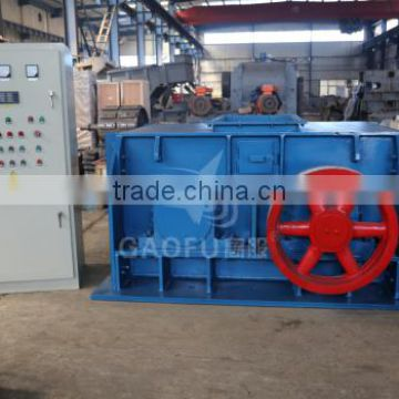 GF 2017 low price hot sale double roller crusher
