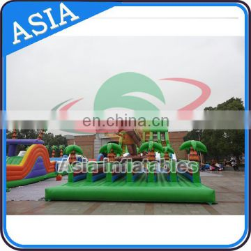 Giant Inflatable Obstacle Course / Inflatable Sports Game For Sale