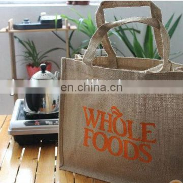 Natural jute bags wholesale