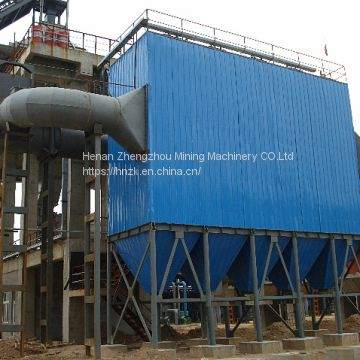 Latest design pulse jet long bag portable dust collector