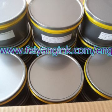 Sublimation offset ink for litho printing