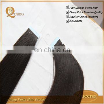 Fast Delivery Raw Unprocessed Wholesale Tape In Hair Extensions Tape Hair