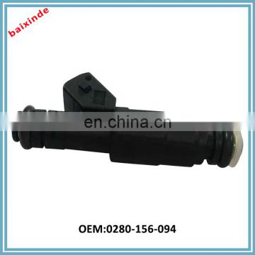 Auto spare parts High Quality Fuel Injector/ Nozzle OEM.: 0280156094 fuel injector