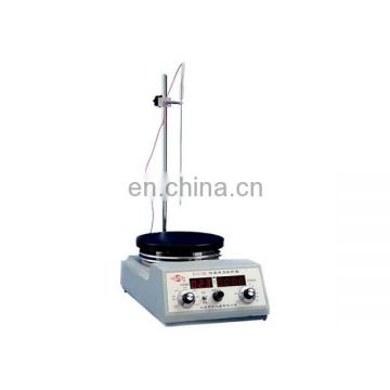 YS10-3 magnetic stirrer with hot plate