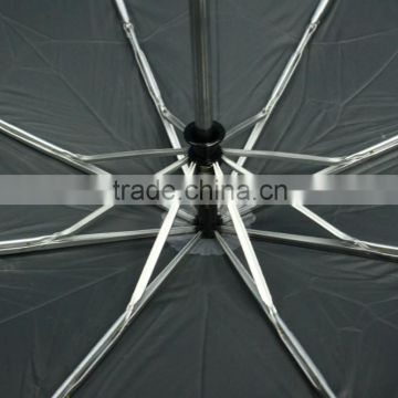 hot sale automatic open and close 3-fold umbrella