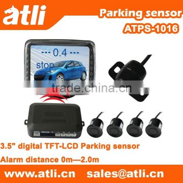"3.5"" digital TFT-LED Car Parking sensor"