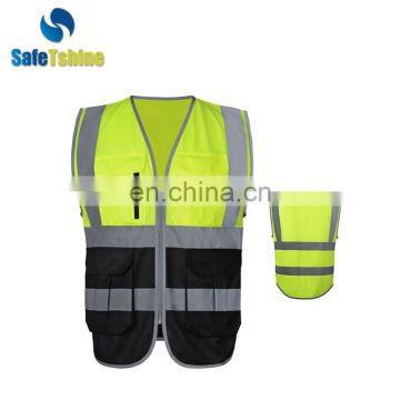 Factory directly provide reflective high quality hi vis vest