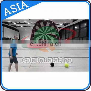Inflatable Dartboard, Inflatable Soccer Dart Game, Inflatable Foot Darts for Sale