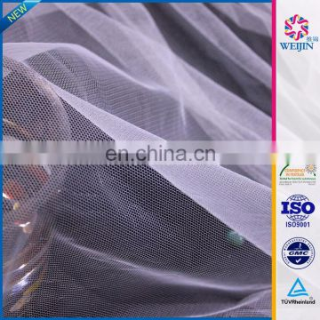 High-quality Tricot White Burgundy Halloween Italian Tulle Fabrics