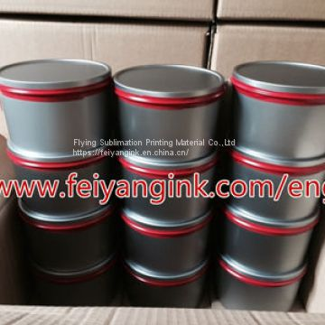 Fluorescent sublimation printing ink for Colombia market