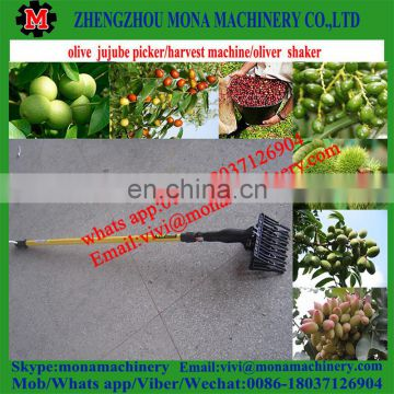 small size gasoline or electric olive harvester with factory prices