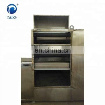 Big capacity low temperature roasted coffee bean drying machine
