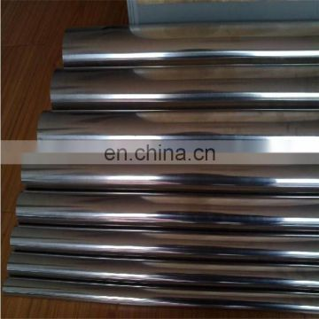6m mirror stainless steel round bar 430fr 316