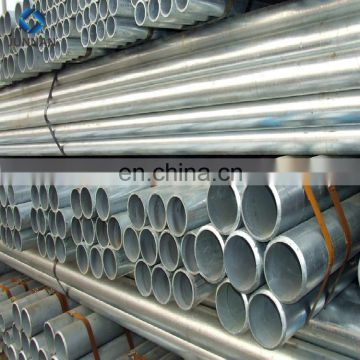 BS1387 Class B Length Hot Dip Galvanized Steel Pipe Fittings