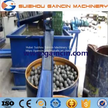 chrome casting steel ball, dia.30x45mm grinding media cylpebs, steel chromium cast balls