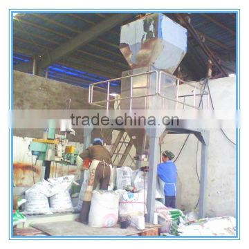 Quantitative Open Mouth Bag Fertilizer Packing Machine