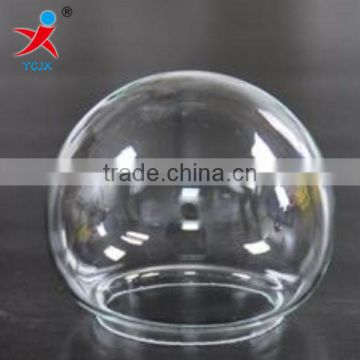 CLEAR GLASS BUBBLE BALL